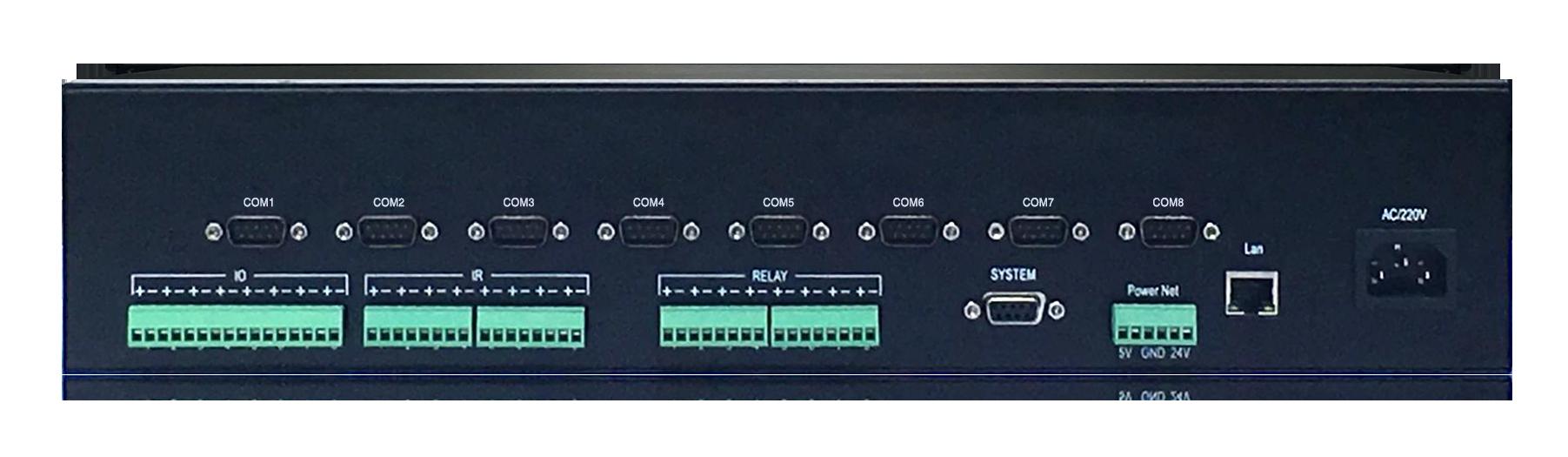 中央控制器 QT-ZK62WF